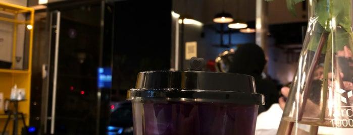 YO! Coffee is one of Lugares guardados de Queen.