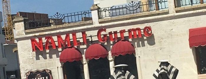 Namlı Gurme is one of Tempat yang Disukai Bgm.