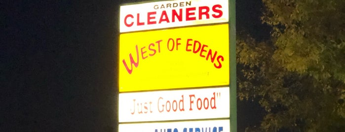 West of Edens is one of WBEZ Member Card Restaurant Discounts.