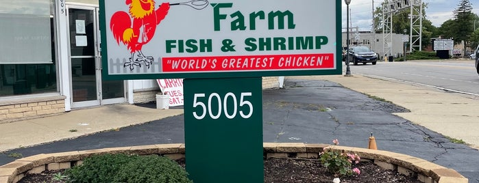 White Fence Farm is one of Fried Chicken.