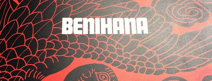Benihana is one of Date Night Ideas.
