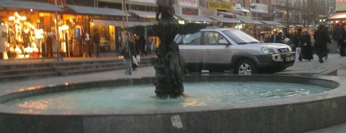 İzmir Caddesi is one of Ankaram.