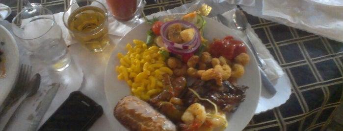 Tower Restaurant Bar is one of Locais curtidos por Katie.