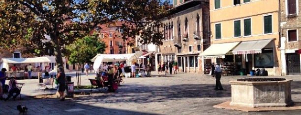 Campo Santa Margherita is one of Venice's Must-Visits.
