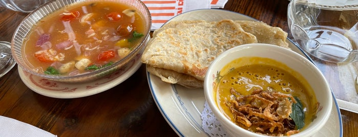Thai Diner is one of NYC LES/NoLita/Soho/East Village.