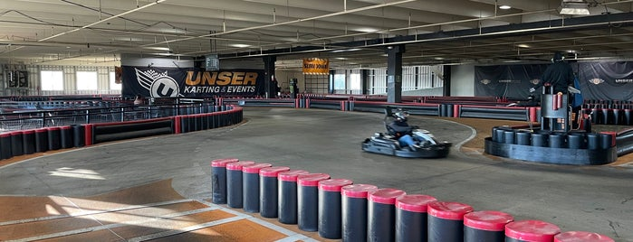 Unser Karting & Events is one of To Visit.