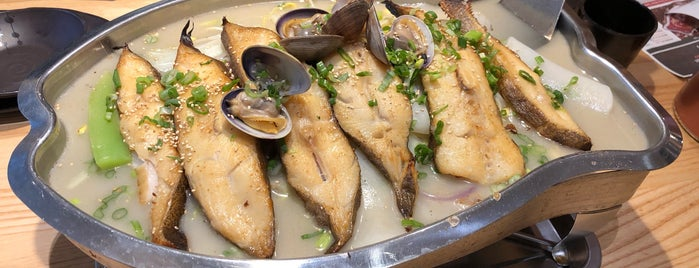 Sichuan Kungfu Fish 麻省理功 is one of Lieux qui ont plu à Vania.