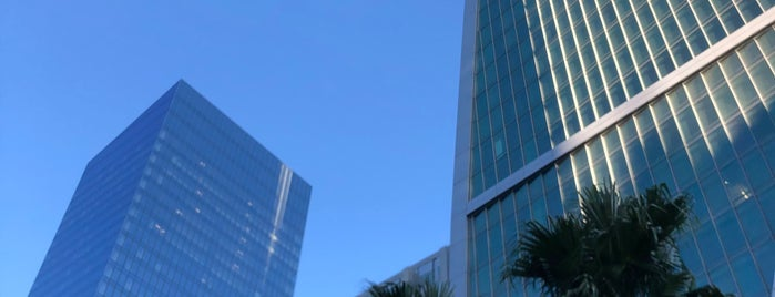Salesforce Park is one of Arjun'un Beğendiği Mekanlar.