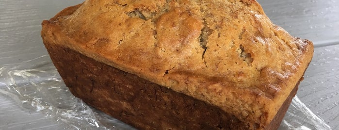 Aunty Sandy's Banana Bread is one of Hawaii.