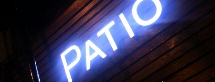 Patio Bar De Tapas is one of Penang Cafes.