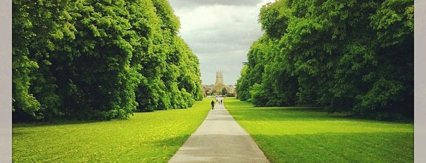 Cirencester Park is one of England 1991.