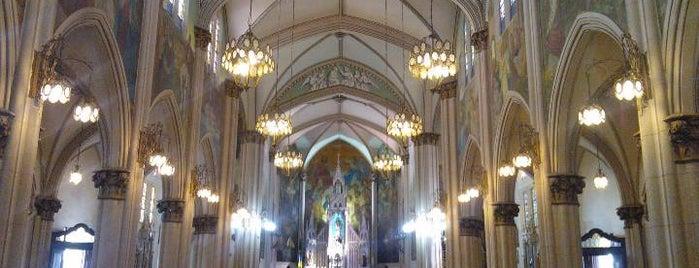 Basílica Nossa Senhora Do Carmo is one of Turismo em Campinas.