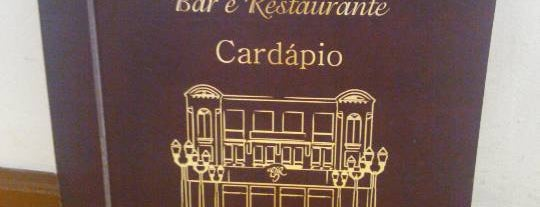 Eden Bar is one of Restaurantes.