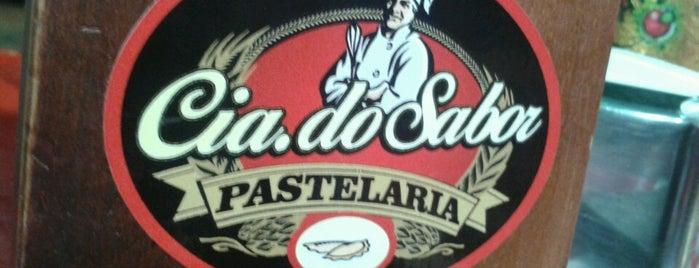Cia do Sabor Pastelaria is one of Max : понравившиеся места.