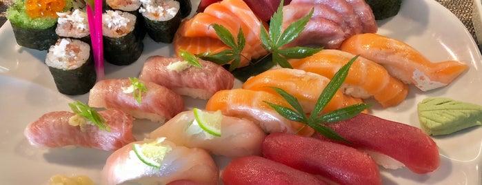 Yasuke Japanese Restaurant is one of Restaurante2.