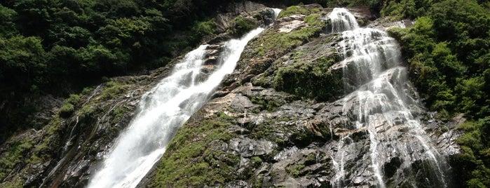 大川の滝 is one of Yakushima.