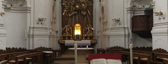 Dreifaltigkeitskirche is one of Around The World: Europe 4.