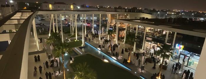 Riverwalk is one of Riyadh Walk.