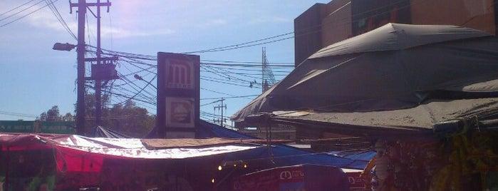 Paradero Metro Tacubaya is one of สถานที่ที่ Danniela ถูกใจ.