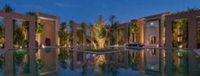 Mes'Lalla at Mandarin Oriental, Marrakech is one of Marrakech.