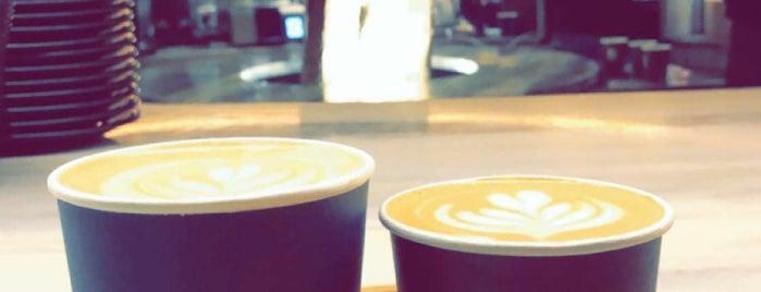 8Oz Speciality Coffee is one of Gespeicherte Orte von Queen.