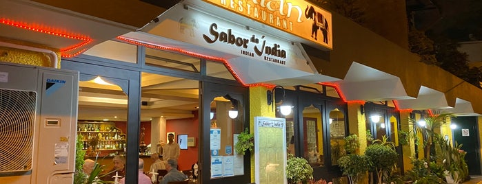 Sabor Da India is one of Best places in Funchal.