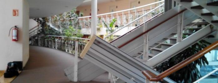 Instituto Superior de Música del Estado de Veracruz is one of Tempat yang Disukai Ma. Fer.