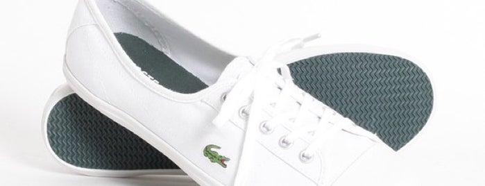 Lacoste is one of Lugares favoritos de Kirtka.