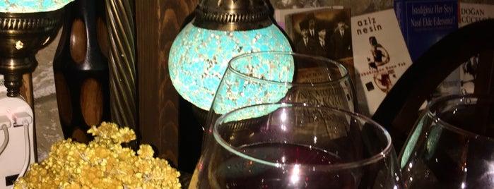 Şirince Mahzen Ayos is one of Best Wine Bars in Turkey.