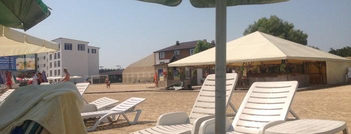 Пляж Империя is one of Orte, die Валентина gefallen.
