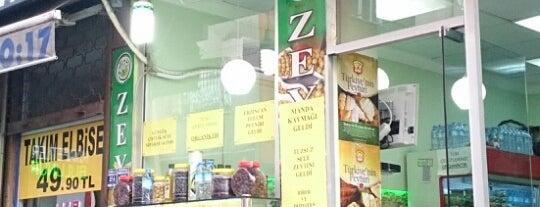 Zeytin & Peynir Diyarı is one of Lugares favoritos de Cem Dilek.