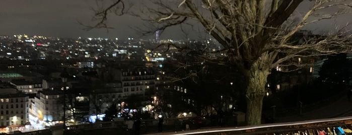 Dôme de la Basilique du Sacré-Cœur is one of Montmartre.