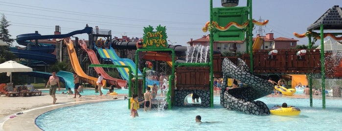 Aquapark is one of Locais salvos de Derya.