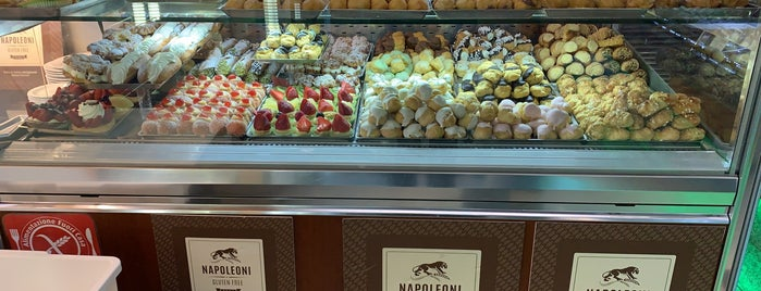 Pasticceria Napoleoni is one of Itálie.