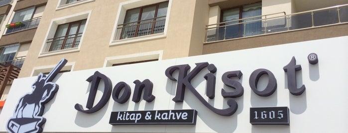 Don Kişot Kitap & Kahve is one of Kayseri içi.