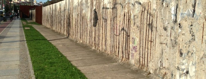 Berlin Wall Memorial is one of Classic Sight Seeing.