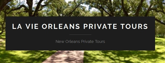 La Vie Orleans Tours is one of New Orleans.