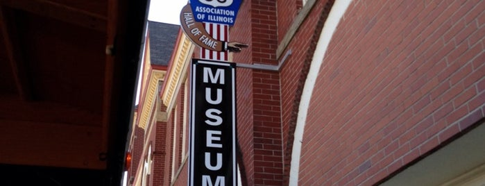 Route 66 Museum is one of Historic Route 66.
