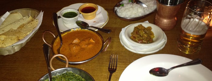 Karahi Indian Cuisine is one of Baka.