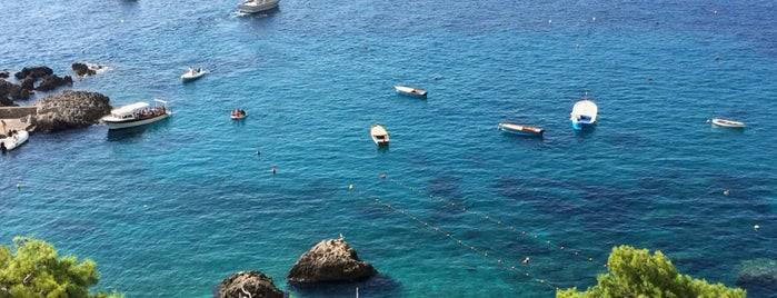 Bagni Internazionali Capri is one of Italy: Dining, Coffee, Nightlife & Outings.