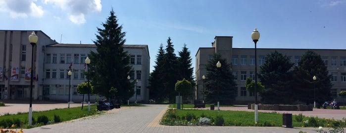 Крыловская is one of Joziel : понравившиеся места.