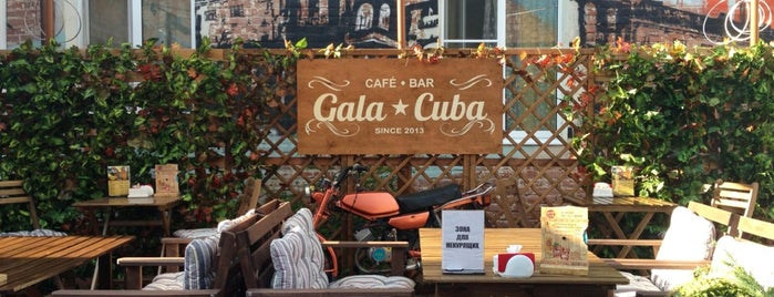 Gala Cuba is one of Lieux qui ont plu à Elen.