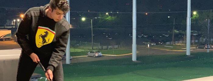 Topgolf is one of RVAJS Concierge Suggestions.