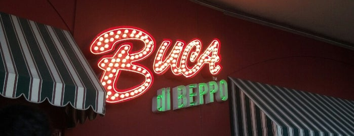 Buca di Beppo is one of USA Hawaii Oahu.