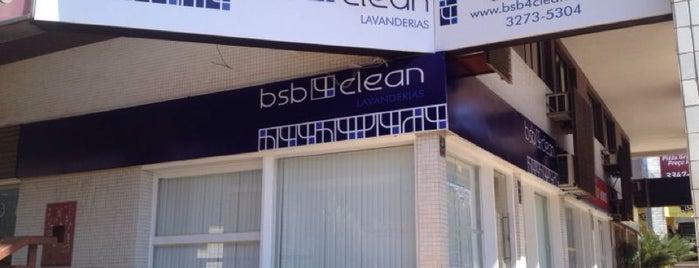 Bsb 4 Clean is one of Lavanderia.