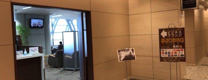 仙台空港 ビジネスラウンジ EAST SIDE is one of Shigeoさんのお気に入りスポット.