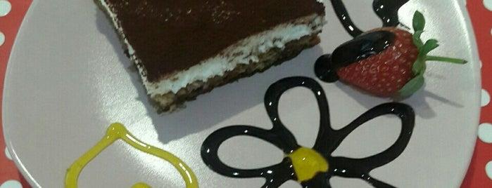 Sorriso Cafe & El Sanatları is one of Quickie Konya.