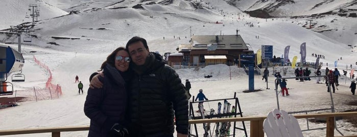 Valle Nevado is one of Locais curtidos por Antonio Carlos.