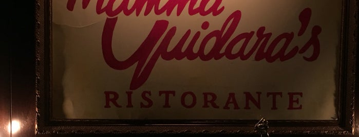 Mamma Guidara's is one of New York.
