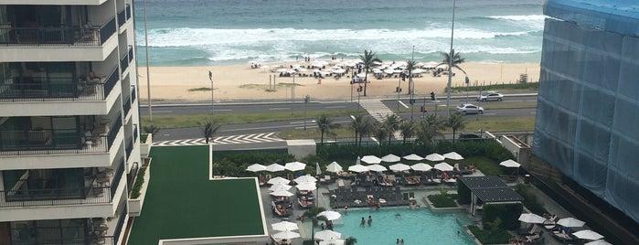 Grand Hyatt Rio de Janeiro is one of สถานที่ที่ Antonio Carlos ถูกใจ.